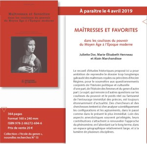 Maitresses-Favorites
