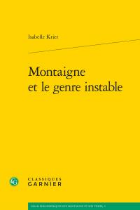 Montaigne-Krier